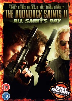 Boondock Saints II, The: All   Saints     Day  (DVD) - Klik her for at se billedet i stor størrelse.