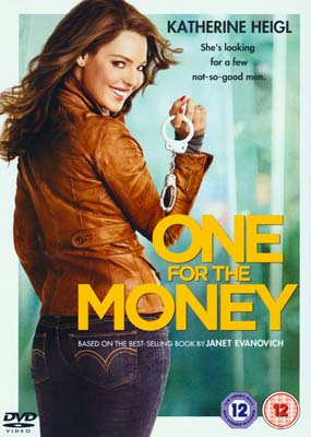 One for the  Money  (DVD) - Klik her for at se billedet i stor st�rrelse.