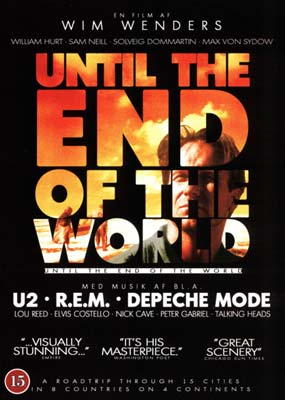 Until the End of the World  (DVD) - Klik her for at se billedet i stor størrelse.