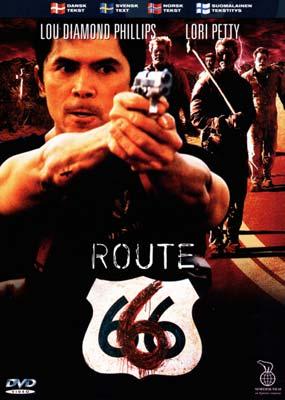 Route 666  (DVD) - Klik her for at se billedet i stor størrelse.