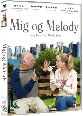 Mig og Melody  (DVD) - Klik her for at se billedet i stor størrelse.