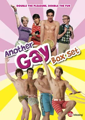Another Gay Box Set (2 film) (DVD) - Klik her for at se billedet i stor st�rrelse.