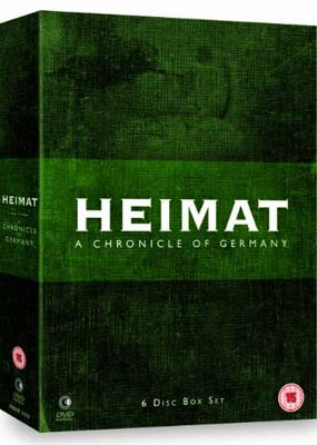 Heimat      1: A Chronicle of Germany (1984) (6-disc) (DVD) - Klik her for at se billedet i stor størrelse.