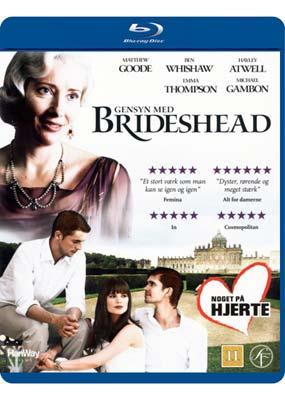 Gensyn med Brideshead (Filmen) (Blu-ray) (BD) - Klik her for at se billedet i stor størrelse.