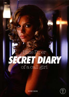 Secret Diary of a Call Girl: S�son 2 (2-disc) (DVD) - Klik her for at se billedet i stor st�rrelse.