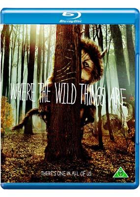 Where the Wild  Things   Are (Blu-ray) (BD) - Klik her for at se billedet i stor størrelse.