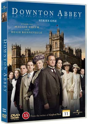 Downton  Abbey:  Series     1 (3-disc) (DVD) - Klik her for at se billedet i stor st�rrelse.