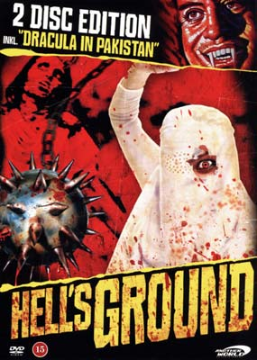 Hell's Ground (2-disc) (DVD) - Klik her for at se billedet i stor st�rrelse.