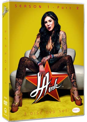 LA Ink: Season 1,  Part 2 (3-disc) (DVD) - Klik her for at se billedet i stor st�rrelse.