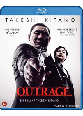 Outrage (Takeshi     Kitano) (Blu-ray) (BD) - Klik her for at se billedet i stor størrelse.