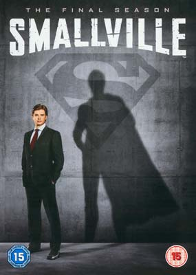 Smallville:       Season  10 - The Final Season (6-disc) (DVD) - Klik her for at se billedet i stor størrelse.