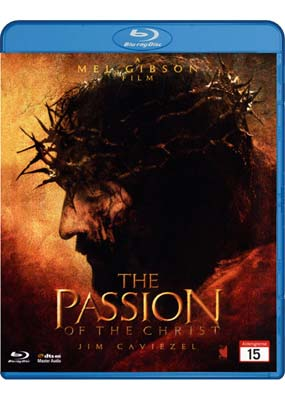 Passion of the Christ,  The (Blu-ray) (BD) - Klik her for at se billedet i stor st�rrelse.