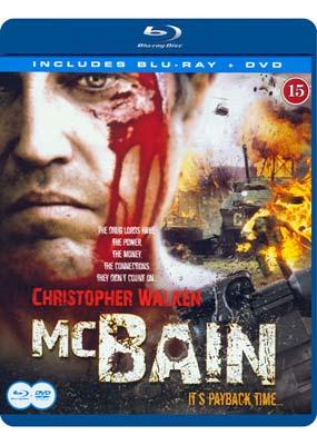 McBain (Blu-ray) (BD) - Klik her for at se billedet i stor størrelse.