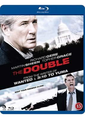 Double, The (Richard         Gere) (Blu-ray) (BD) - Klik her for at se billedet i stor størrelse.