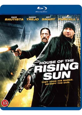 House of the Rising   Sun (Blu-ray) (BD) - Klik her for at se billedet i stor størrelse.