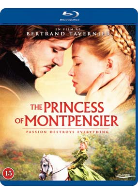 Princess of Montpensier,      The (Blu-ray) (BD) - Klik her for at se billedet i stor st�rrelse.