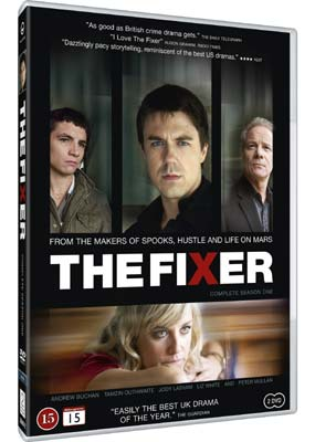 Fixer, The: Season 1 (2-disc) (DVD) - Klik her for at se billedet i stor st�rrelse.