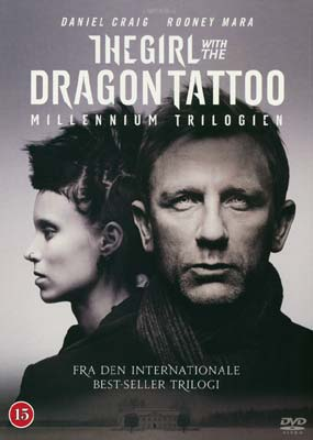Girl with the Dragon Tattoo, The (Daniel     Craig)  (DVD) - Klik her for at se billedet i stor st�rrelse.