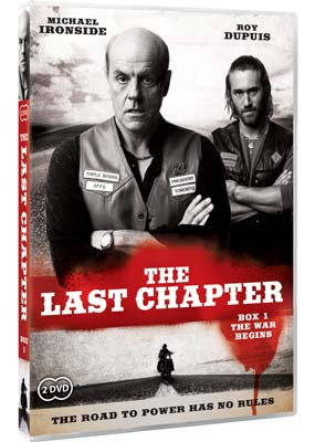 Last Chapter: Box 1 - The War Begins (2-disc) (DVD) - Klik her for at se billedet i stor størrelse.
