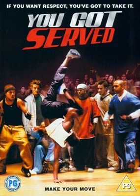 You Got Served   (DVD) - Klik her for at se billedet i stor st�rrelse.