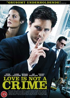 Love is Not a Crime  (DVD) - Klik her for at se billedet i stor st�rrelse.
