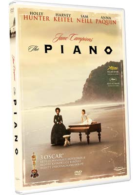 Piano, The (Jane     Campion)  (DVD) - Klik her for at se billedet i stor st�rrelse.