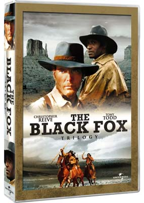 Black  Fox Trilogy, The (3 film) (DVD) - Klik her for at se billedet i stor st�rrelse.