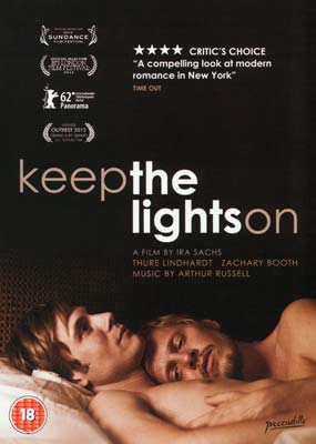 Keep the Lights On  (DVD) - Klik her for at se billedet i stor størrelse.