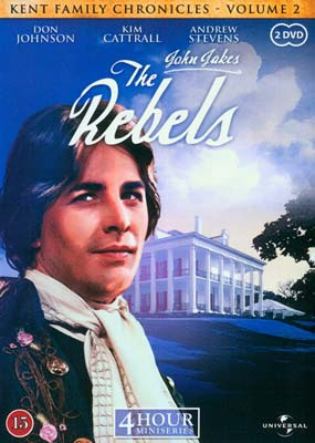 Kent Family, Part 2: The Rebels (2-disc) (DVD) - Klik her for at se billedet i stor størrelse.