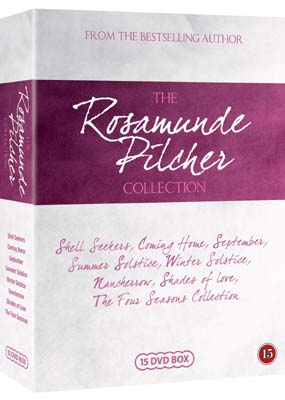 Rosamunde Pilcher Collection, The (15-disc) (DVD) - Klik her for at se billedet i stor størrelse.