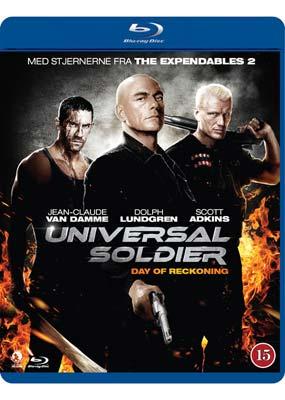 Universal   Soldier: Day of Reckoning (Blu-ray) (BD) - Klik her for at se billedet i stor størrelse.