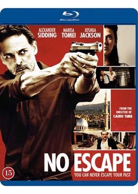No Escape (Inescapable) (Blu-ray) (BD) - Klik her for at se billedet i stor størrelse.