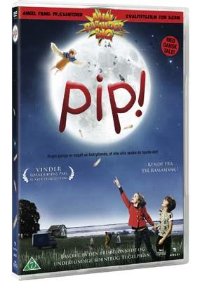 Pip! (Rabalder Bio) (DVD) - Klik her for at se billedet i stor størrelse.