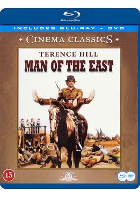 Man of the East (Blu-ray & DVD) (BD) - Klik her for at se billedet i stor størrelse.