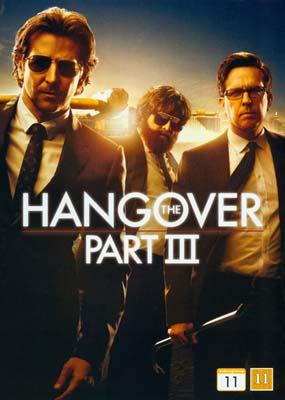 Hangover, Part III  (DVD) - Klik her for at se billedet i stor størrelse.