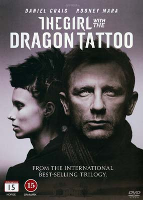 Girl with the Dragon Tattoo, The (Daniel      Craig)  (DVD) - Klik her for at se billedet i stor størrelse.