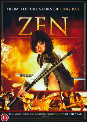 Zen - The Warrior  Within  (DVD) - Klik her for at se billedet i stor størrelse.