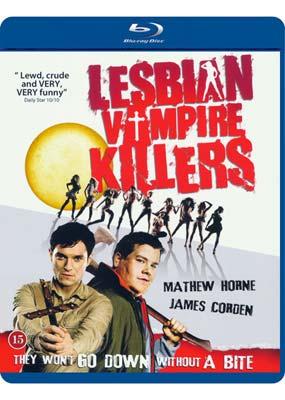 Lesbian Vampire Killers (Blu-ray) (BD) - Klik her for at se billedet i stor størrelse.