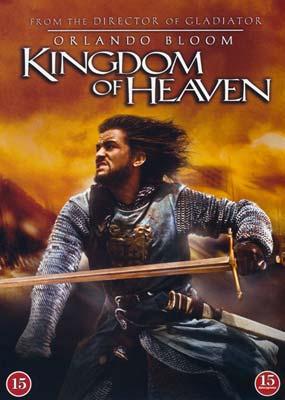Kingdom of    Heaven  (DVD) - Klik her for at se billedet i stor størrelse.