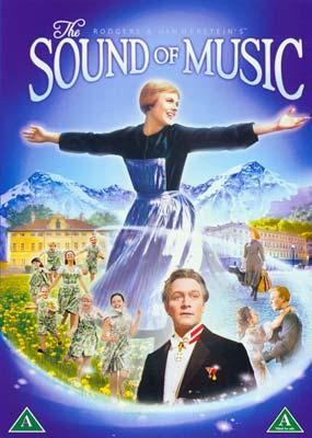 Sound of Music,     The  (DVD) - Klik her for at se billedet i stor størrelse.