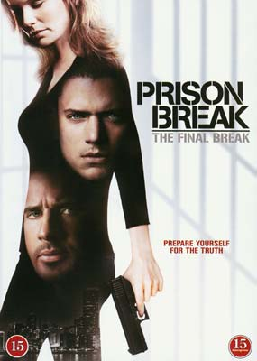 Prison Break:    The  Final Break  (DVD) - Klik her for at se billedet i stor størrelse.