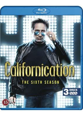 Californication:  Season 6 (Blu-ray) (BD) - Klik her for at se billedet i stor størrelse.