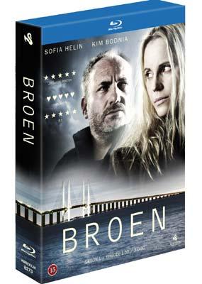 Broen  I (episode 1-10) (3-disc) (Blu-ray) (BD) - Klik her for at se billedet i stor størrelse.