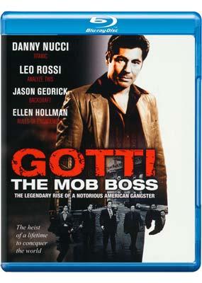 Gotti: The Mob Boss (Blu-ray) (BD) - Klik her for at se billedet i stor størrelse.
