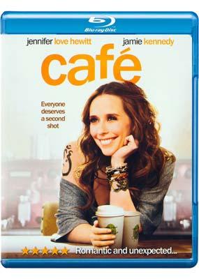Cafe (Jennifer Love Hewitt) (Blu-ray) (BD) - Klik her for at se billedet i stor størrelse.