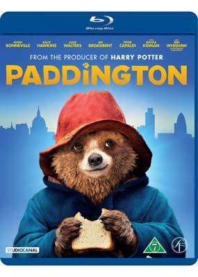 Paddington (Blu-ray) (BD) - Klik her for at se billedet i stor størrelse.