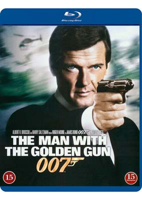 Man with the Golden Gun,   The (Blu-ray) (BD) - Klik her for at se billedet i stor størrelse.