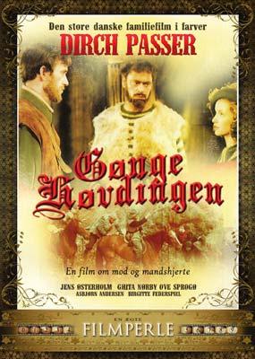 Gøngehøvdingen (Dirch Passer) (DVD) - Laserdisken.dk - salg af DVD og Blu-ray film.