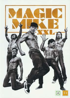 Magic Mike XXL  (DVD) - Klik her for at se billedet i stor størrelse.