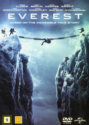 Everest (Jake    Gyllenhaal)  (DVD) - Klik her for at se billedet i stor størrelse.